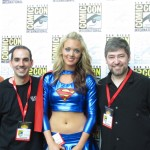 THE LEGACY wins BEST COMICS-RELATED FILM at Comic-Con '10