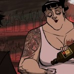 PINCHED an animated short by David Vandervoort