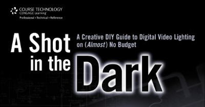 Jay Holben's new DIY lighting manual hits bookstores!