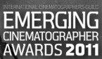 Emerging Cinematographer Awards at the DGA - Sept 25