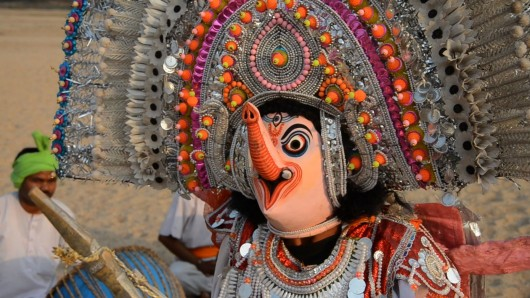 DANCE OF GANESH (Naach Ganesh) directed by Bikas Ranjan Mishra