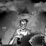 DANIEL BIGELOW's BRING YOURSELF - animated short film