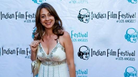 Christina Marouda, Festival Director - Indian Film Festival of Los Angeles